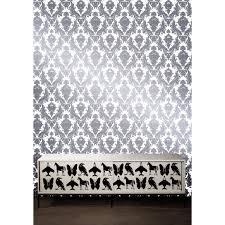 damsel oyster removable wallpaper tempaper designs wallpaper wall