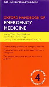free medical books oxford handbook of emergency medicine