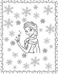 frozen return childhood coloring pages adults justcolor