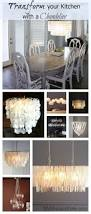 transform your kitchen with a chandelier my style saturday my