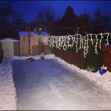 How To Make A Skating Rink In Your Backyard Backyard Ice Rinks Hockey Rinks Liners U0026 Accessories Nicerink