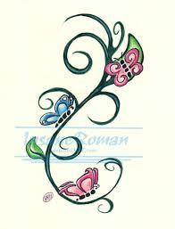 vine and butterflies design by insaneroman on deviantart