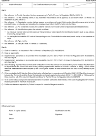 Law Clerk Resume Sample by Eur Lex 02010r0206 20110412 En Eur Lex