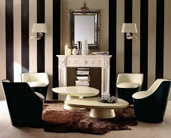 Wallpaper Livingroom by Pvc 10m Roll Waterproof Wallpaper Modern Black White Brown White