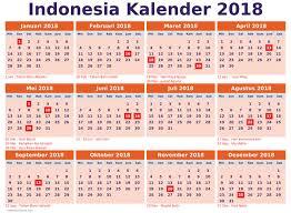 Kalender 2018 Hari Libur Indonesia Sumutonline Bukan Terhebat Tapi Terlatih Ini Dia Hari Libur