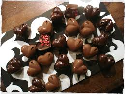 Chocolates by Homemade Chocolates With White Chocolate Lime Filling Nilssons