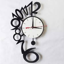 excellent creative wall clocks for each interior style home