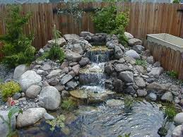 Small Backyard Water Features by This One Is About As Big As I Would Want To Try Not Very High