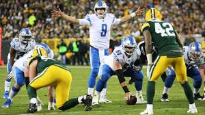 100 packers lions thanksgiving lions win 30 17 as qb