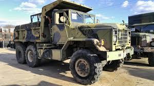 m929a2 military 5 ton dump truck