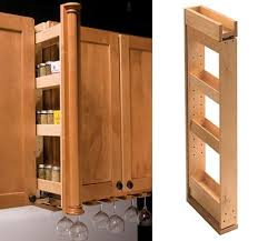 Wall Cabinet Spice Rack 35 Best Kitchen Spice Rack U0026 Hood Ideas Images On Pinterest