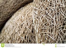 interwoven wicker material stock image image of woven 13242359