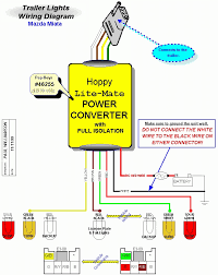 led trailer lights wiring diagram australia wirdig with regard