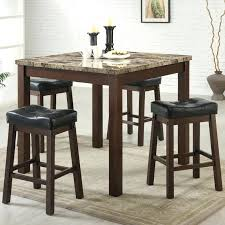 coaster table and chairs pub dining table and chairs innovative ideas pub dining table set