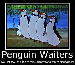 Mary Poppins Meme - mary poppins penguin waiters by masterof4elements on deviantart