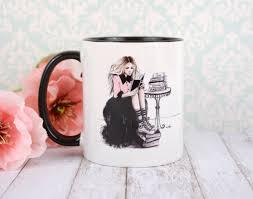 coffee mug bookworm unique coffee mug fashion coffee mug