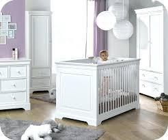 chambre bébé blanche pas cher chambre bebe blanche 1 ma 2 chambre bebe complete blanc laque