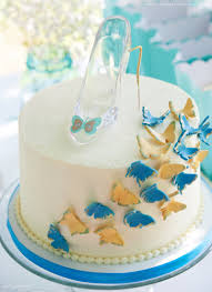 cinderella birthday cake real charming cinderella birthday party cool progeny