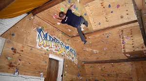 Ideas About Rock Climbing Walls On Pinterest Climbing Wall - Home rock climbing wall design