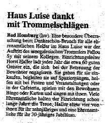 Lindenallee Bad Homburg Die Presse Berichtet Regelmäßig über Die Aktivitäten In Unserem