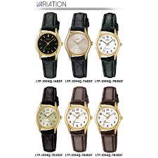 Jam Tangan Casio Diameter Kecil jam tangan casio original ltp 1094 q series diameter 2cm small size