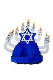 menorah hat menorah hat stock image image of decoration 46801855