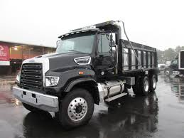 freightliner freightliner dump trucks for sale