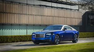 roll royce blue rolls royce bespoke ghost and wraith pay tribute to south korea