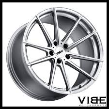 nissan 350z bolt pattern 19 u0026 034 tsw bathurst silver forged concave wheels rims fits