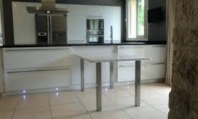 table de cuisine pas cher meuble bar comptoir table de travail cuisine en granit pau salle