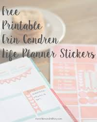 free sticker label templates more diy erin condren life planner stickers template munchkins free printable erin condren life planner stickers