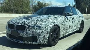 2018 bmw m5 spied testing in the usa video