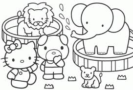coloring page graceful lion painting games coloring page lion