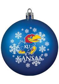 shop kansas jayhawks ornaments