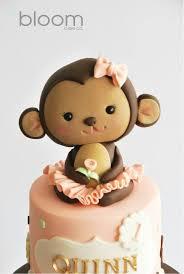 monkey cake topper monkey cake topper birthday the 25 best fondant monkey ideas on