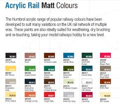 humbrol rail colour acrylic u2013 rc419 ews yellow matt 14ml cottage
