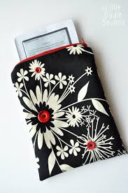 nook how to sew a nook or kindle case tutorial diy tutorials collection