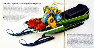 what is the best vintage john deere snowmobile