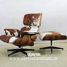 charles eames lounge chair cowhide new home pinterest