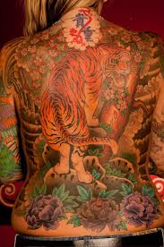 back tiger tattoos best tats