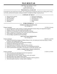 administrative assistant objectives resumes office assistant entry