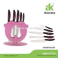 Pink Kitchen Knives Pom Handle Knife Set Price Royalty Line Kitchen Knife Set Buy