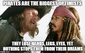 Pirate Booty Meme - barbosa and sparrow memes imgflip