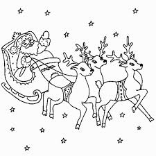 santa letter coloring page coloring pages of santa claus flying christmas coloring pages of