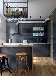 kitchen modern white metal bar stool hanging lamp contemporarty