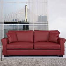 Vegan Leather Sofa Gold Sparrow Pittsburgh Leather Sofa Adc Pit Sof Pux Win