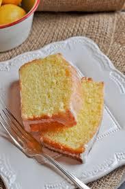 meyer lemon sour cream pound cake lemon sugar