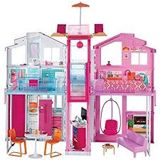 amazon barbie dreamhouse toys u0026 games