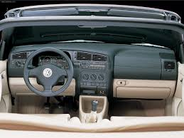volkswagen cabrio volkswagen golf cabriolet 1998 picture 25 of 30
