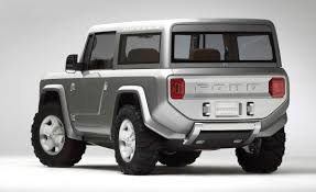 ford bronco ford u0027s bronco suv and ranger pickup truck are coming back auto